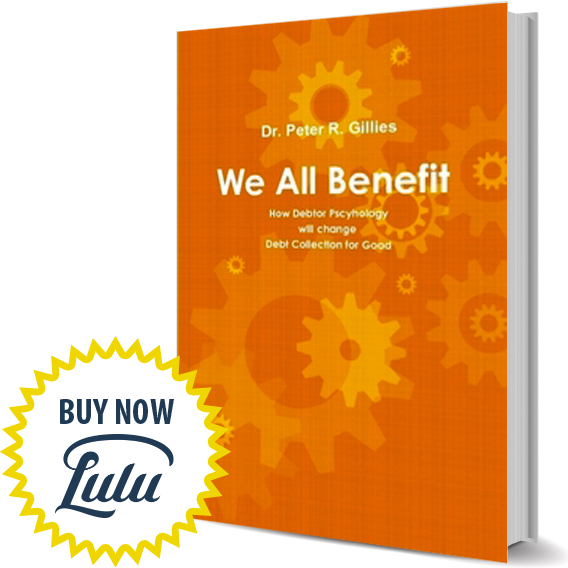 We All Benefit - Peter Gillies