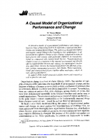 BurkeLitwin_ACausalModelofOrganizationalPerformance