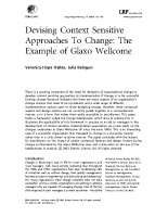 Context Sensitive Change _ Balogun
