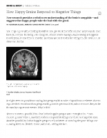 How Happy Brains Respond to Negative Things _ Greater Good Magazine