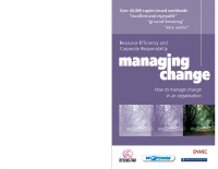 How to manage change in an organization