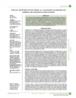 burke litwin org effectiveness