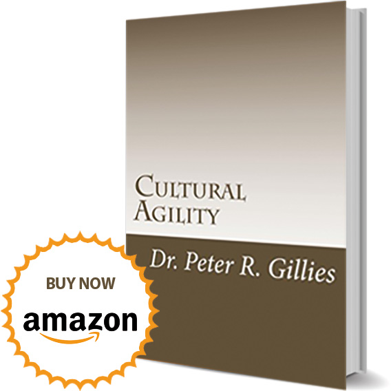 Cultural Agility - Peter Gillies